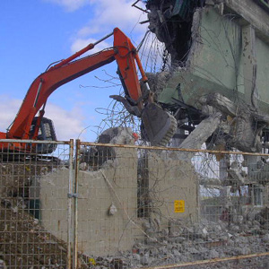 Adair's Demolition